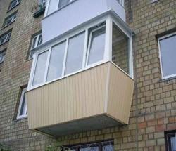 остекление балконов в Хабаровске