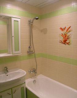 Ремонт ванной в Хабаровске