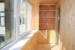 Отделка, ремонт, утепление, балконов и лоджий г. Хабаровск