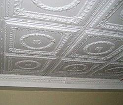 Потолочная плитка г.Хабаровск, плитка на потолок