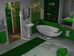 Ремонт ванной комнаты в Хабаровске